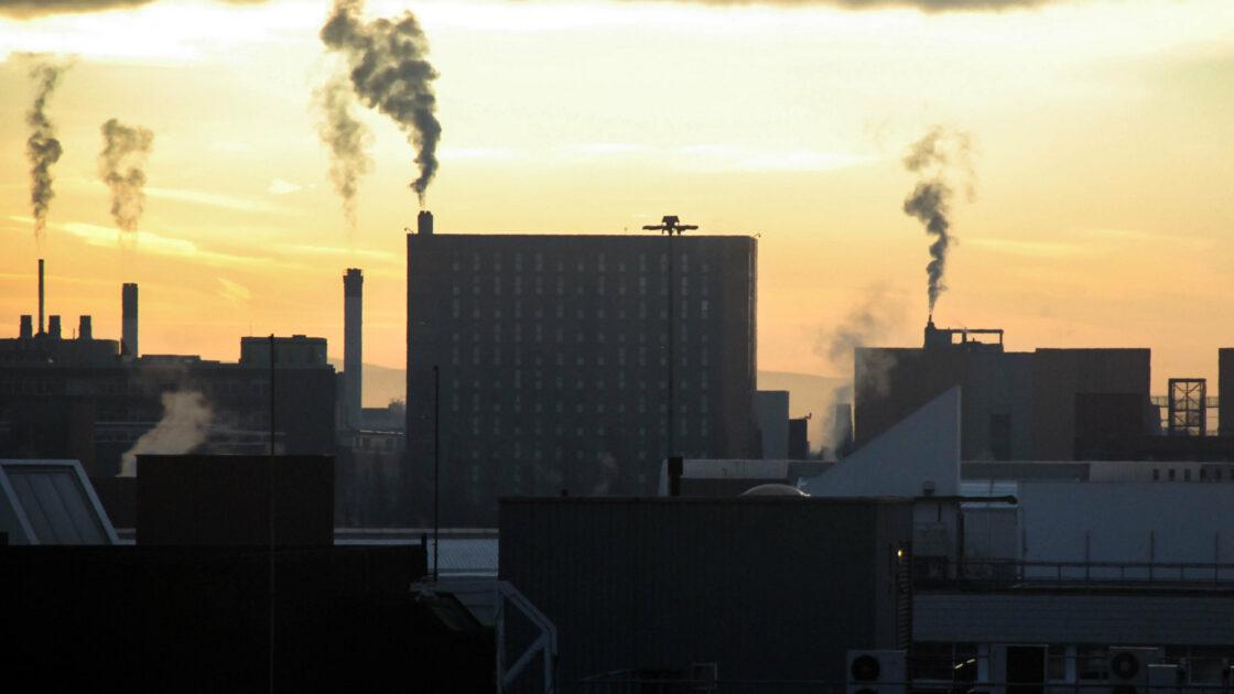 City emissions